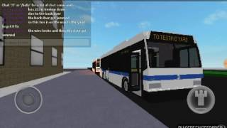 Roblox gameplay: MTA bus 253 broken down part 2