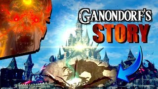 Zelda Breath of the Wild 2- Ganondorf's Story! (He's Been There All Along!)