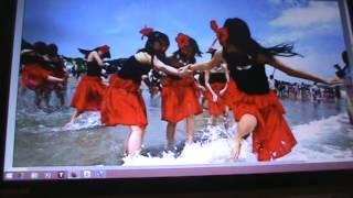 FUKUSHIMA: SACRIFICE OF YOUNG HIGH SCHOOL GIRLS TO PROMOTE RADIOACTIVE BEACH & SWIMMING