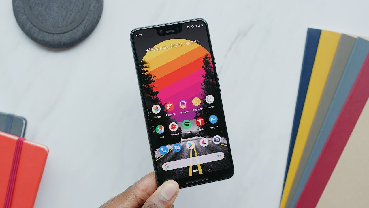 Pixel 3 XL Second Impression: Notch City!