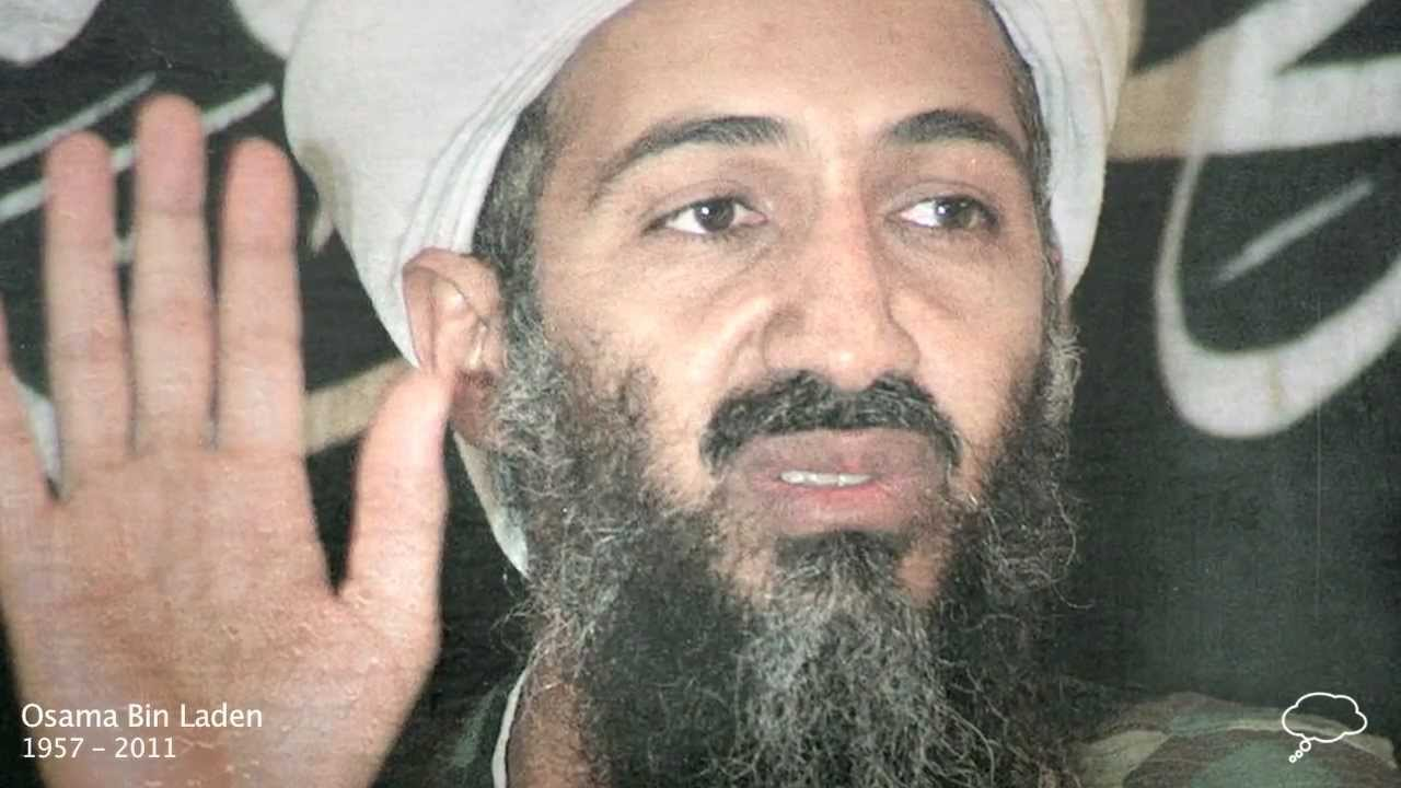 osama bin laden biography
