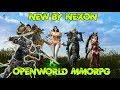 New Game NEXON | KAISER android / IOS openworld mmorpg Gameplay and apk 카이저