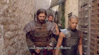 Game of thrones scènes coupées