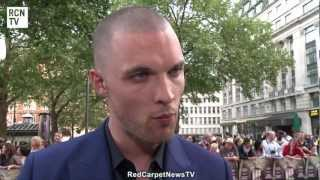 Ed Skrein Interview - ill Manors World Premiere