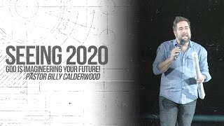 God Is Imagineering Your Future