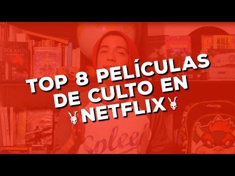 TOP 8 Películas de Culto en NETFLIX LATINOAMÉRICA / La Cajeta Tv / NICARAGUA
