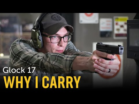 Glock 17   My Everyday Carry (EDC)   Why I Concealed Carry