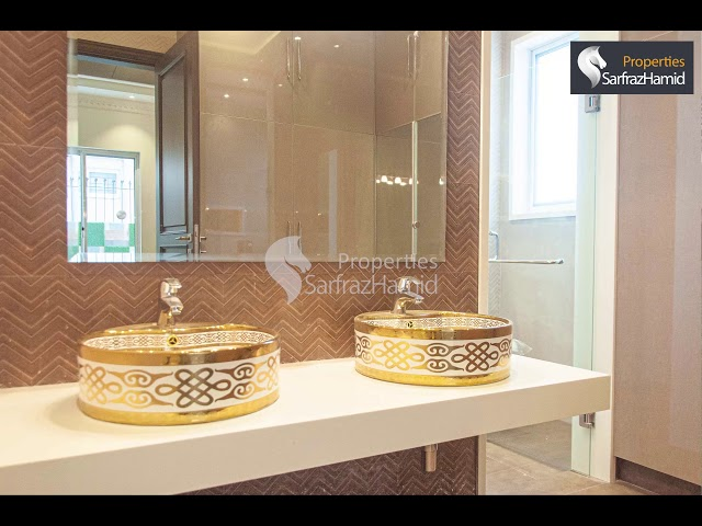 1 Kanal Spanish Designed Beautiful House For Sale