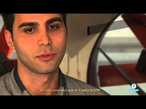 On Campus - UPM International Students Interviews - Mohsen Ghaemi