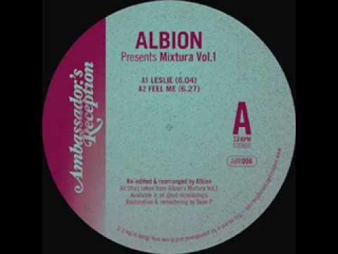ALBION presents Mixtura Vol. 1 - Leslie