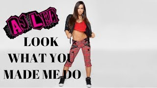 Download AJ Lee MV~Look What You Made Me Do MP3 song and Music Video