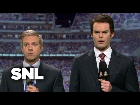 Sunday Night Football Theme   SNL