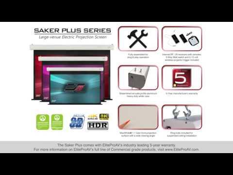 Saker Plus Series Product Video