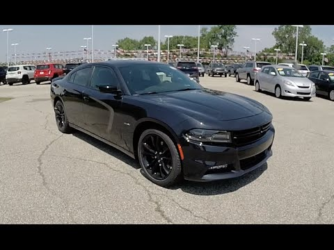 2016 Dodge Charger RT Blacktop Edition|18414 - YouTube