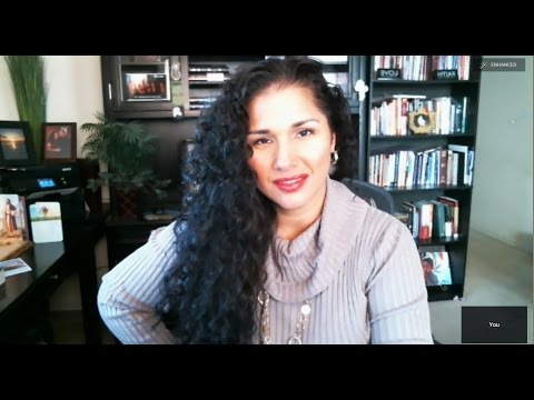 "Live YouTube with Evangelist Anita - ""Selena Hologram"" & more end-time news!"