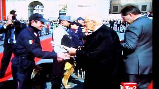 6° Edizione Premio Cane con le stellette - Roma, 15 ottobre 2010. Rex Vom Strothetal