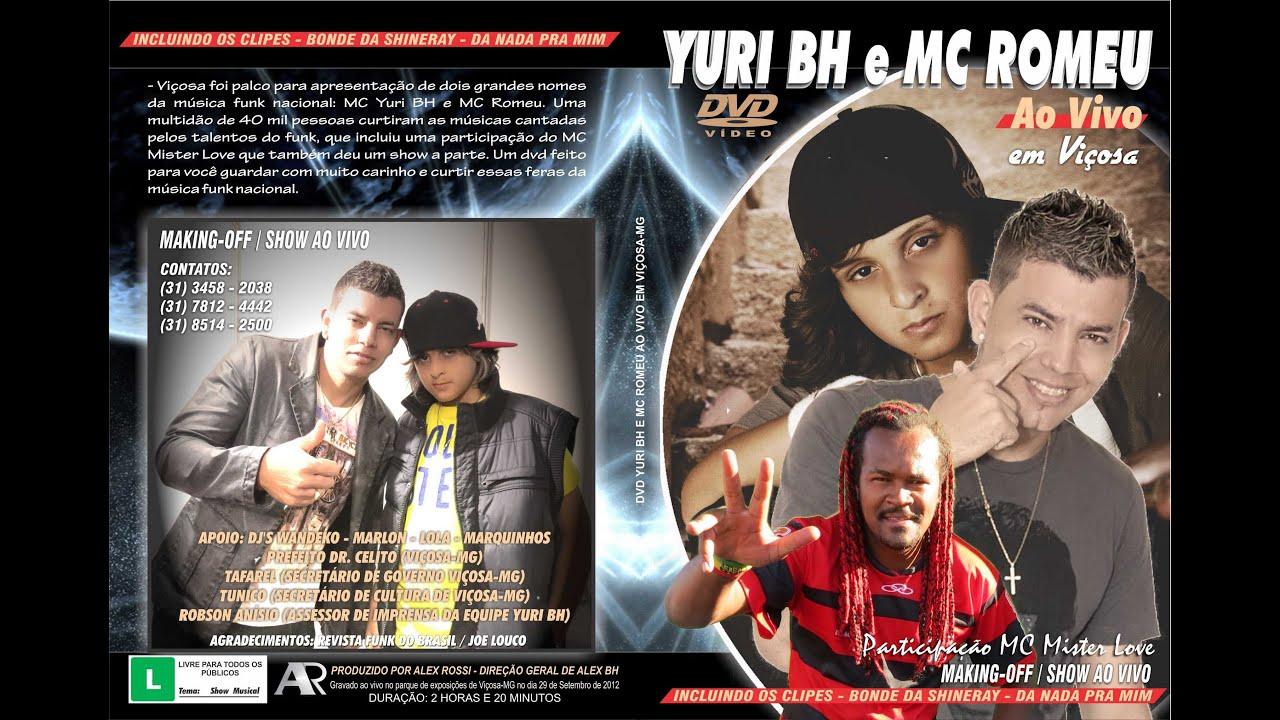 cd completo mc yuri bh