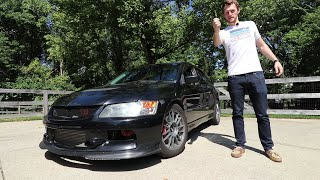 Here's What You Should Know Before Buying a Mitsubishi Evo 8 or 9 - Mitsubishi CT9A Buyer's Guide