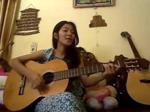 Tinggal ma ho ito hasian-(cover) by Friskila Matondang