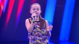 """O Ses Çocuklar Yarı Final Sude Öz """"Please Don't Stop The Music"""" (2.Sezon 10.Bölüm)"""