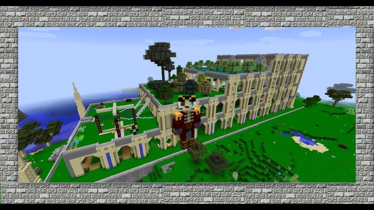 Minecraft Mit Der Eigenen Modsuppe Folge 201 Auf Der Leitung