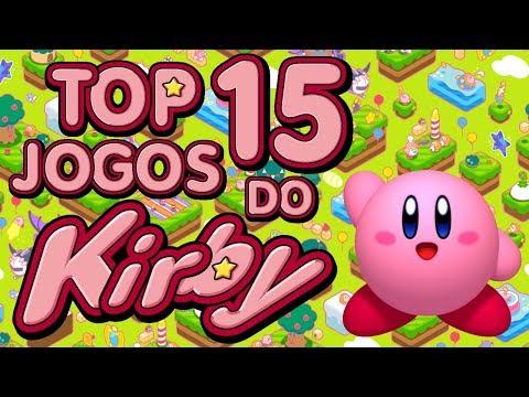 TOP 15 Jogos do Kirby