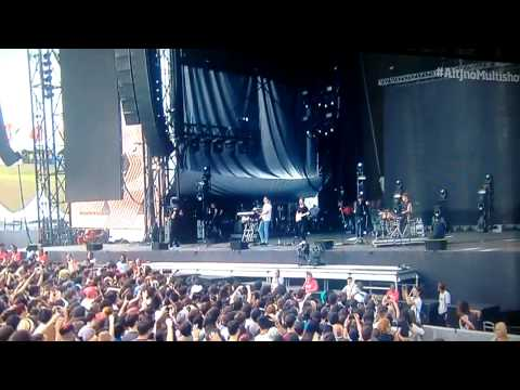 Alt-J   Hunger of the Pine Lollapalooza 2015