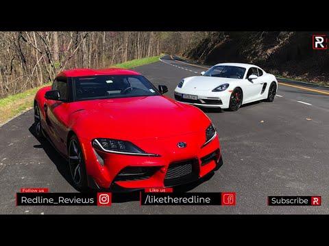 Toyota Supra Vs. Porsche Cayman GTS – Who Makes The Better Sports Car?