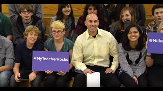 Ryan Moore Wins Colorado 2015-16 Milken Educator Award [Extended Version]