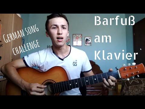 Barfuß Am Klavier – AnnenMayKantereit | Acoustic Guitar Cover