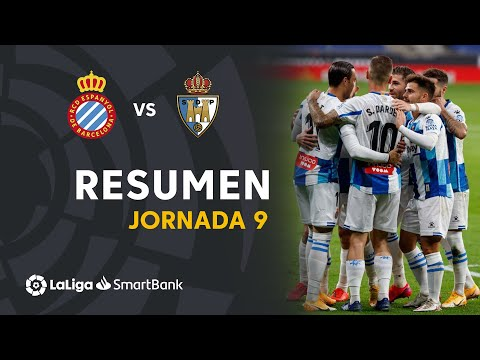 Espanyol Ponferradina Goals And Highlights
