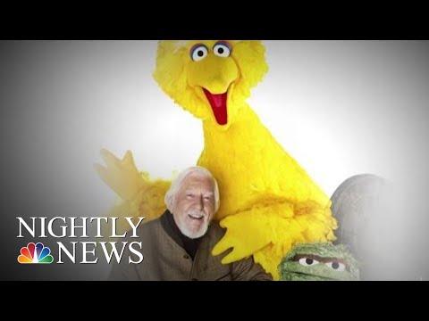 Big Bird Puppeteer Retiring After 50 Years | NBC Nightly News