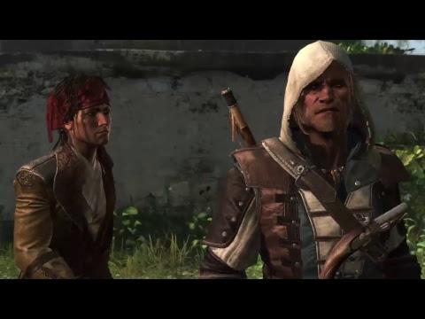 Assassin creed IV Black FlaG  5 épisode mini momo   fr PS4