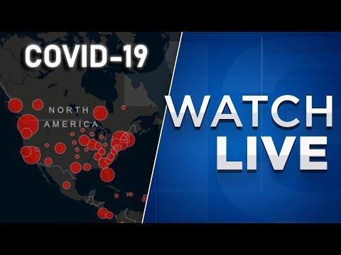 LIVE: Harris Co. Judge Announces County-wide COVID-19 Testing