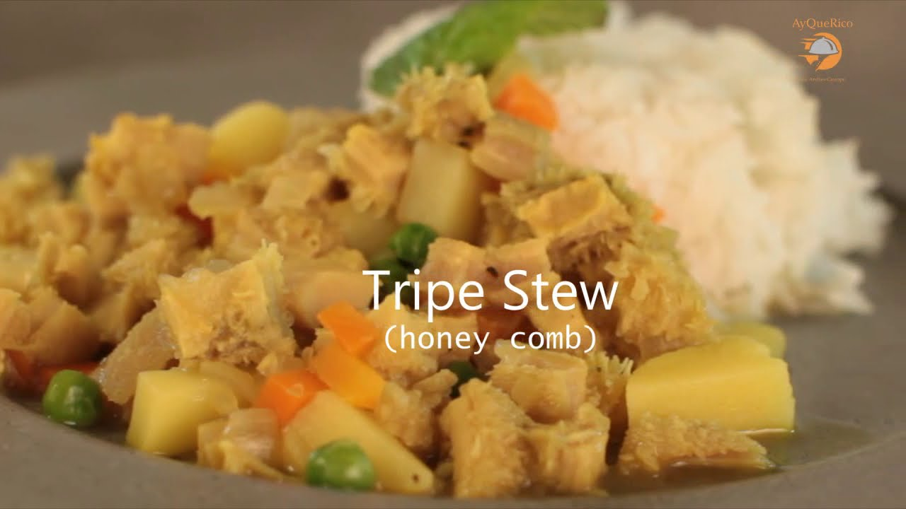 Peruvian food tripe stew how to make youtube peruvian food tripe stew how to make forumfinder Image collections