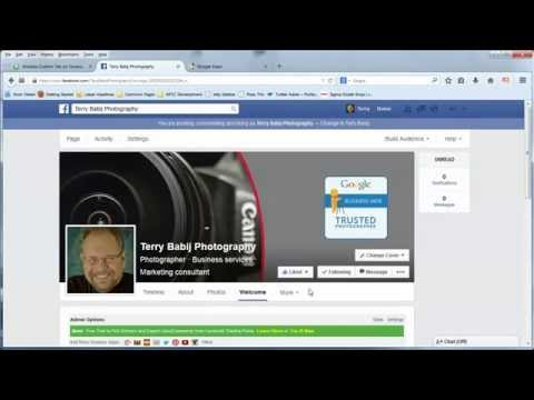 Adding Google Maps Business View Tours To Facebook