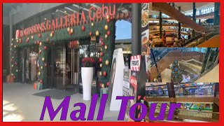 Robinson Galleria Cebu Tour   Come Shop With Me   Holiday Edition 2019   Philippine Mall