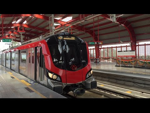 Lucknow Metro Live | Full Tour | Map | News | luckyynow thumbnail
