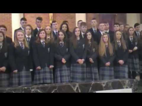 The Colaiste na Trocaire High School Choir: St. Patrick's Week/ CEANN