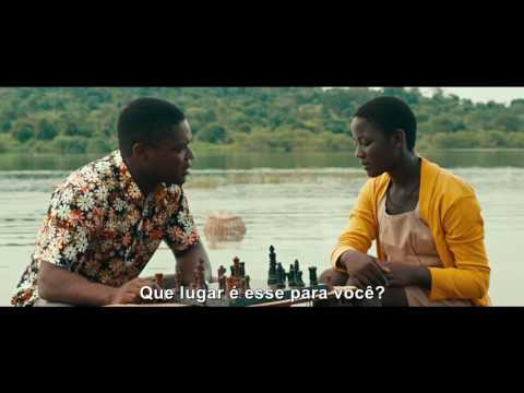 Trailer do filme Rainha de Katwe