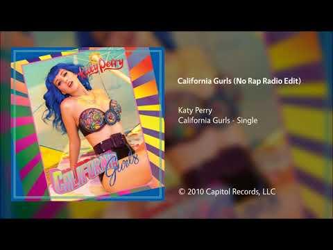 Katy Perry - California Gurls (No Rap Radio Edit)