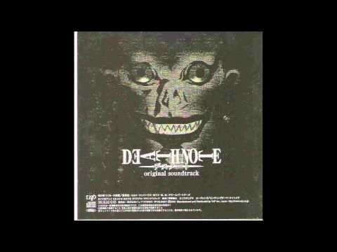 Death Note Original Soundtrack - 23. Low of Solipsism