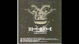 Death Note Original Soundtrack - 23. Low of Solipsism