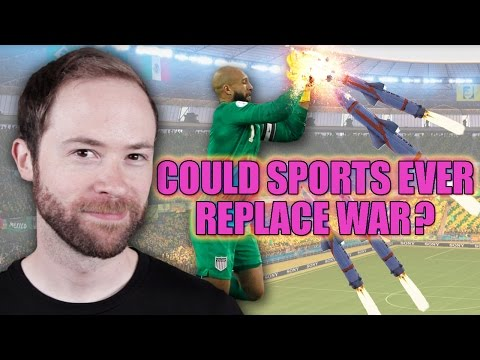 Could Sports Ever Replace War? | Idea Channel | PBS Digital Studios