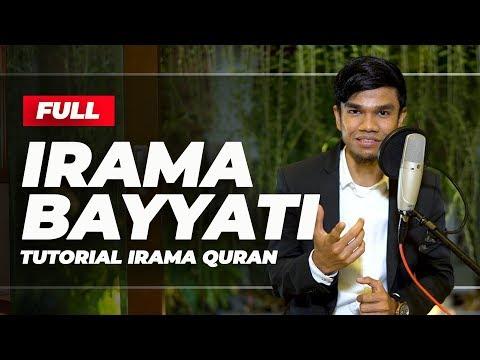 Belajar melantunkan lagu bayati, hijaz, nahawan, dan jiharkah bersama Ulfi Najati.