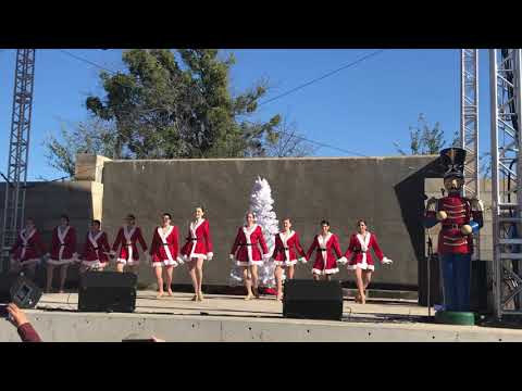 Motionettes 2018 - Lewisville Christmas Parade