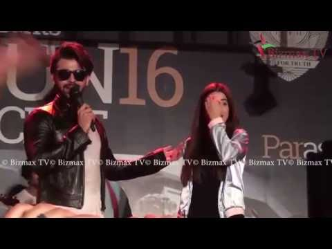 Farhan Saeed & Urwa Hocane performing live - Udaari OST Sajna
