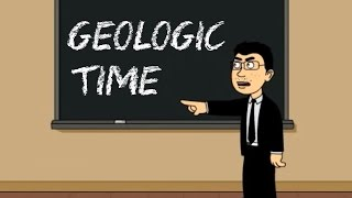 Geologic Time in a Minute
