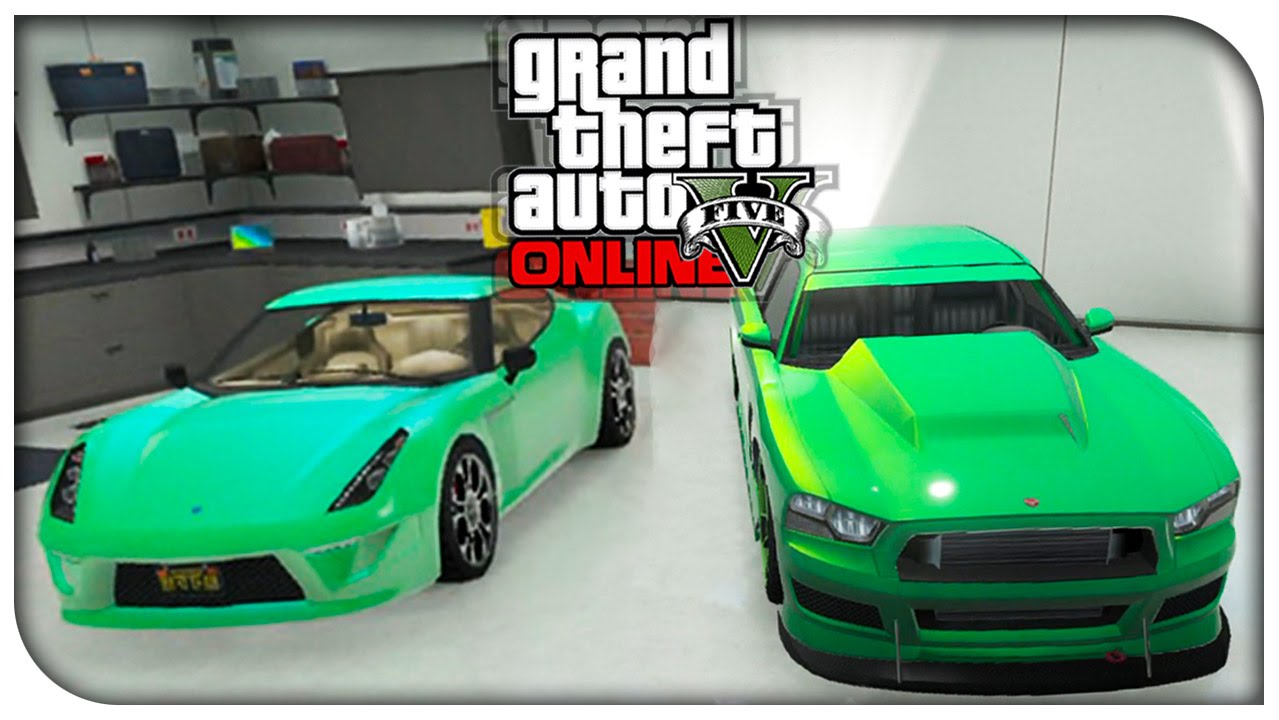 Online Crew Gta 5 Gta 5 Online Alien Green