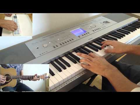 Maroon 5 - Daylight Cover (Piano, Guitar)